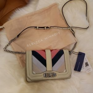 Rebecca Minkoff Patchwork Love Crossbody Bag